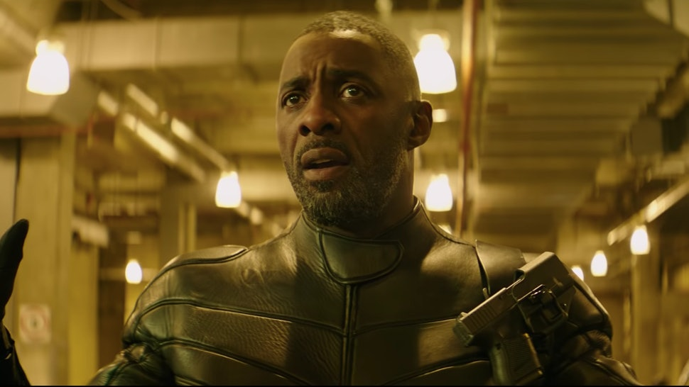 The 'Fast & Furious: Hobbs & Shaw' Trailer Introduces Idris