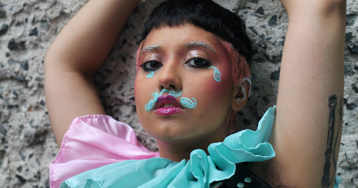 Artist Katy Jalili Uses Makeup To Highlight, Not Hide, What Makes Them A Work Of Art