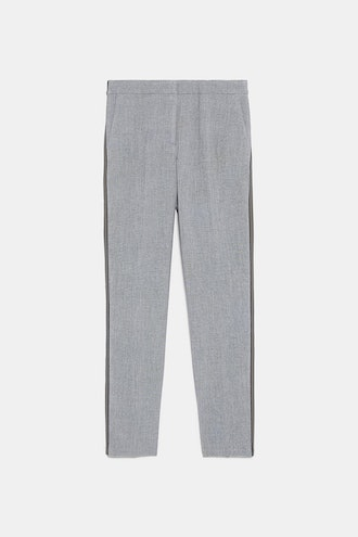 Jogging Pant With Side Stripe