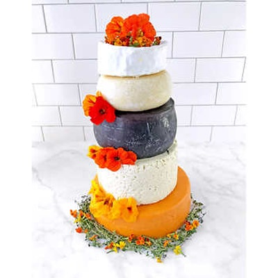 Sid Wainer & Son Cheese Lover Artisan Wedding Cake