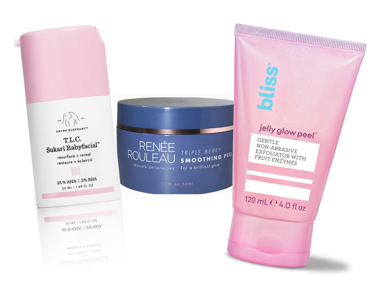 13 At-Home Face Peels Under $100 To Try For The Glowiest Skin Ever