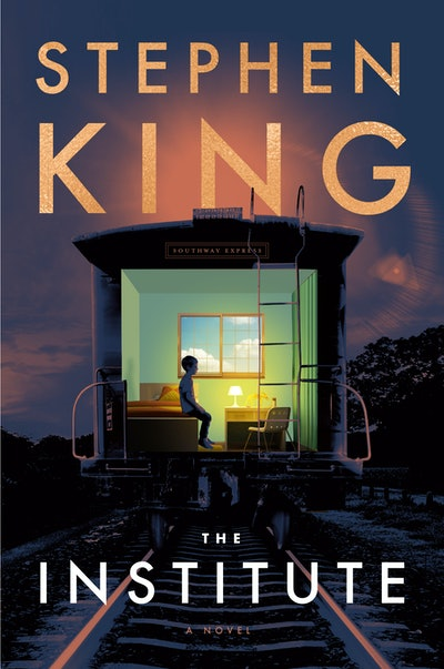 'The Institute' by Stephen King
