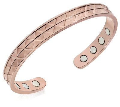Native Edge Pure Copper Magnetic Bracelet