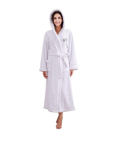 Richie House Fleece Bathrobe (S-XL)