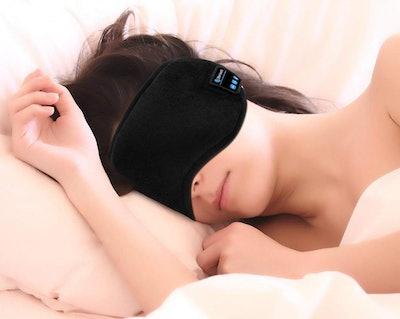 TOPOINT Bluetooth Headphones Sleep Mask