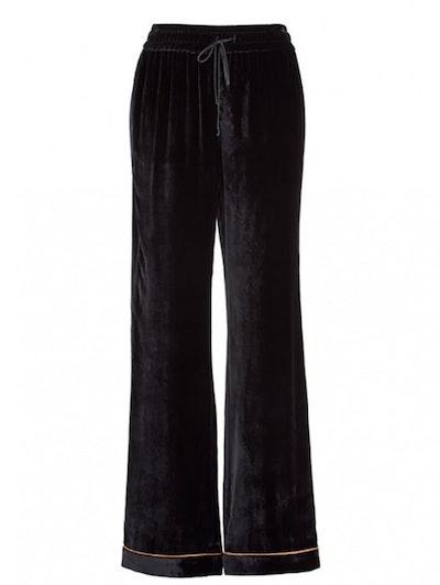 EI8HTDREAMS Velvet Drawstring Pants