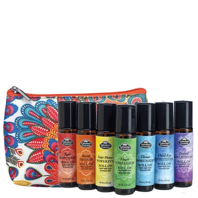 Fabulous Frannie Chakra Roll-On Essential Oils