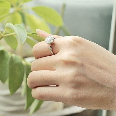 Bling Toman Fidget Ring