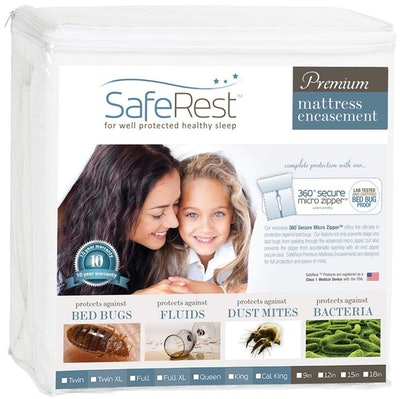 SafeRest Premium Mattress Encasement