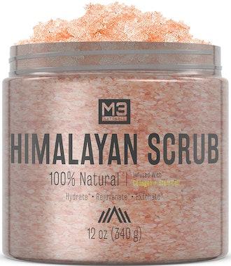 M3 Naturals Himalayan Salt Face Scrub