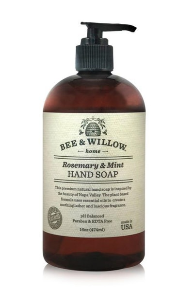 Bee & Willow™ Home 16 oz. Rosemary & Mint Hand Soap