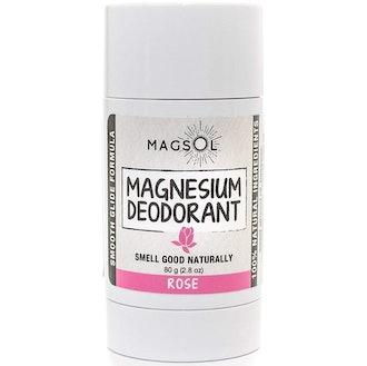 MagSol Organics Magnesium Deodorant