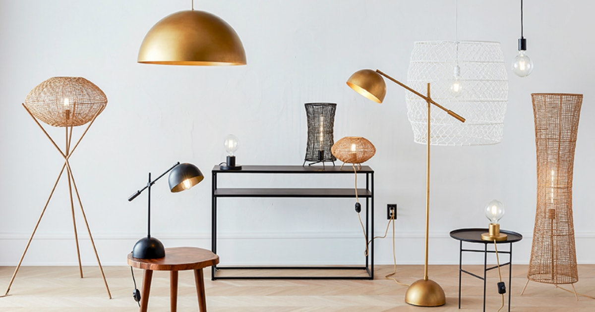 Project 62 S Floor Lamps Got A Very Sleek Upgrade With Its