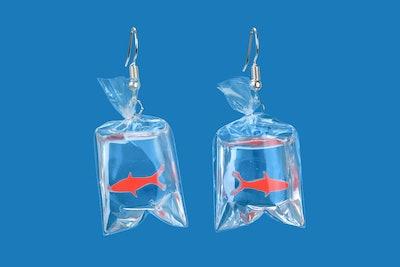 Goldfish Earrings