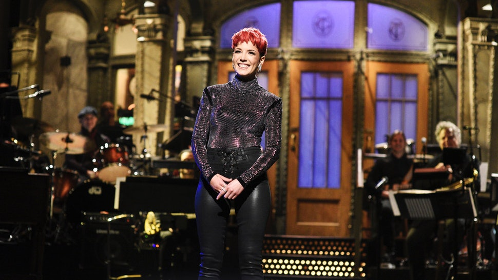 Did Halsey's 'SNL' Performance Reference G-Eazy? Fans Are
