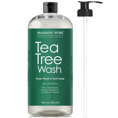 Majestic Pure Antifungal Tea Tree Body Wash
