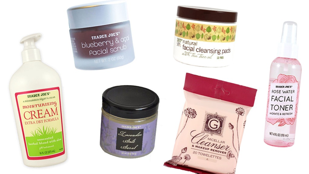 These Trader Joe's Beauty Products Will Amp Up Your Skincare Routine