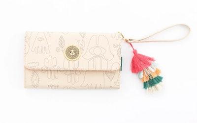 Jungalow Travel Wallet