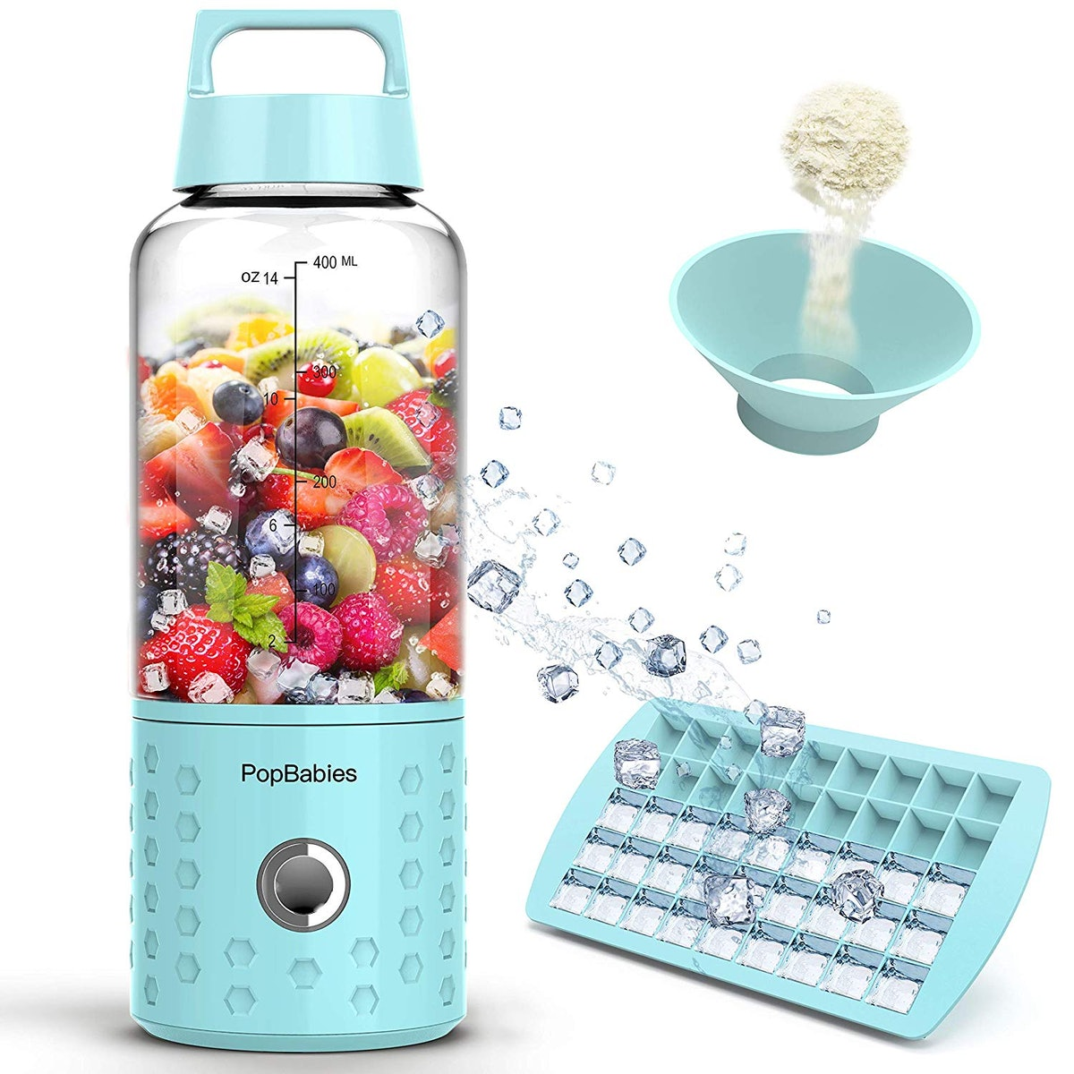 PopBabies Personal Rechargeable Blender