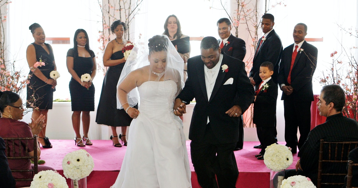 5 Women Who Jumped The Broom At Their Weddings Share What The Tradition Means To Them