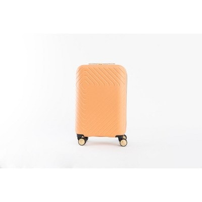 "Jungalow 20"" Hardside Carry On Suitcase - Orange"