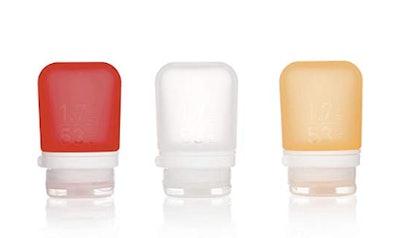 humangear Gtoob Silicone Travel Bottles