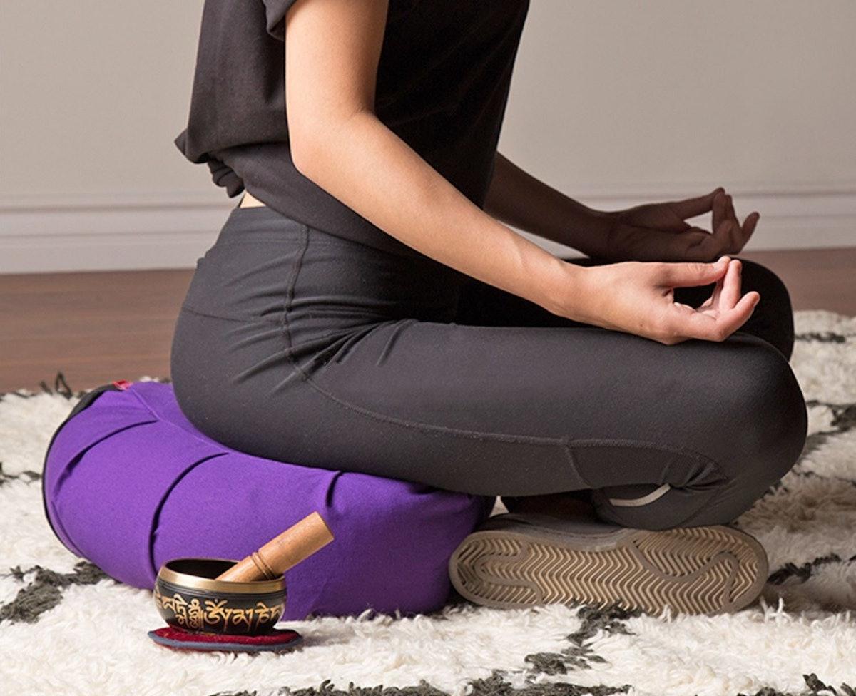 Peace Yoga Meditation Pillow