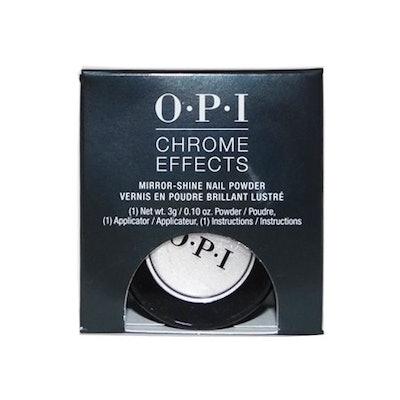 Chrome Effects Mirror-Shine Nail Powder In Tin Man Can