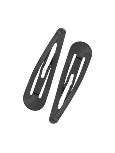 XL Snap Clips - Hematite