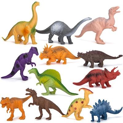 12-Piece Dinosaur Kit