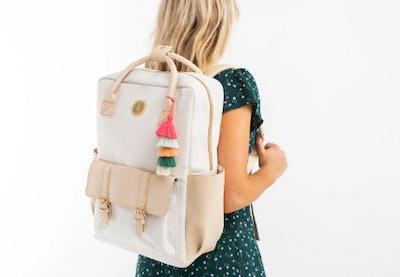 Jungalow Rucksack Backpack - Orange