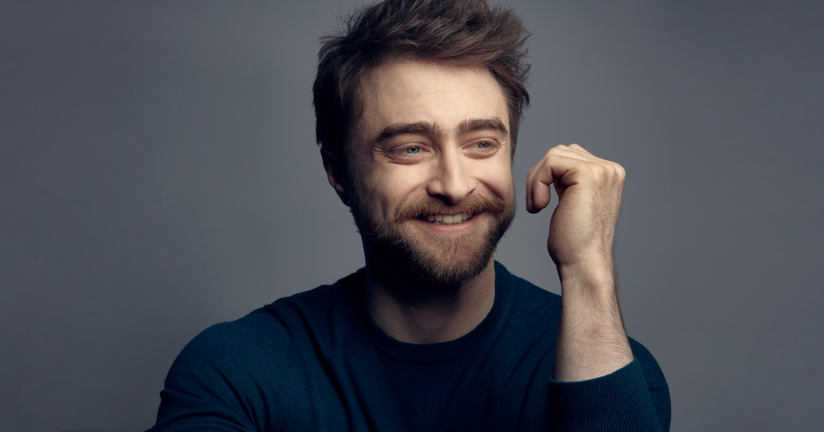 Daniel Radcliffe Is Happy To Be Alive Right Now