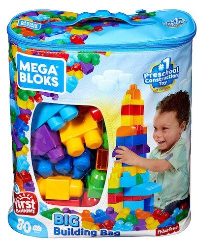 80 Piece Mega Bloks