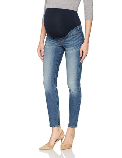 Signature by Levi Strauss & Co. Women's Maternity Skinny Jeans