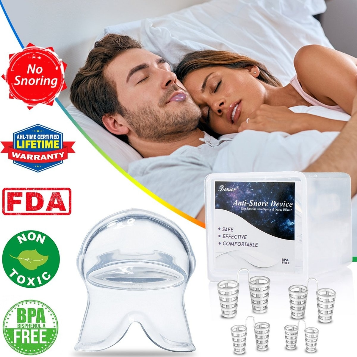 Donier Anti-Snoring Devices