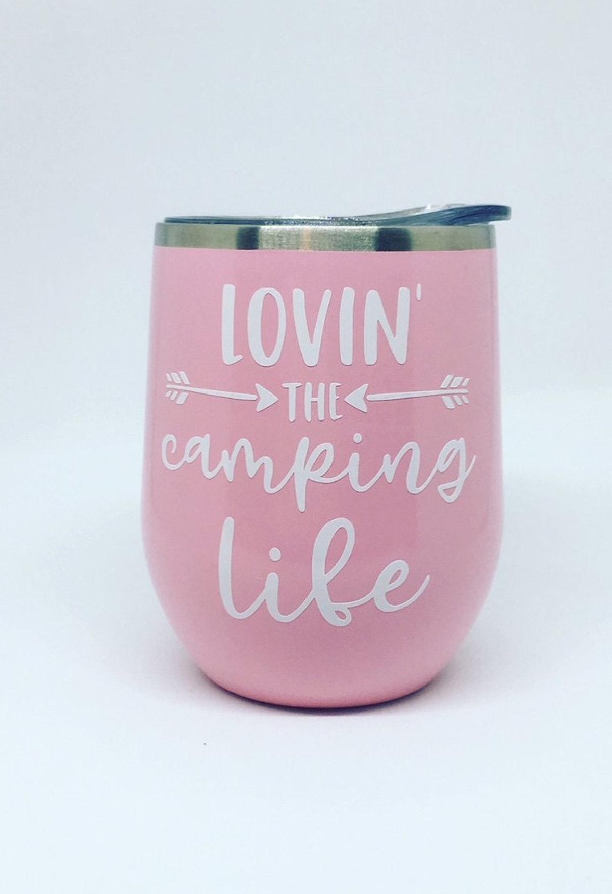 Camping Life Tumbler