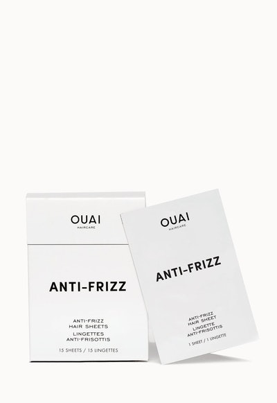 Anti-Frizz Hair Sheets