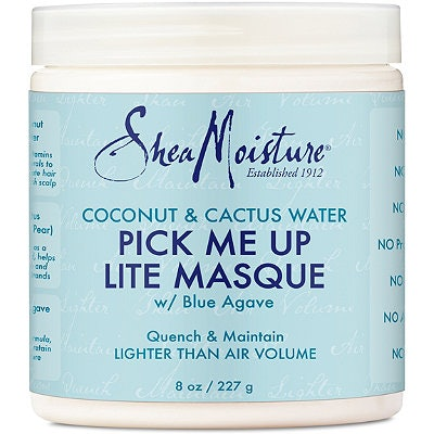 SheaMoisture Coconut & Cactus Water Hair Masque