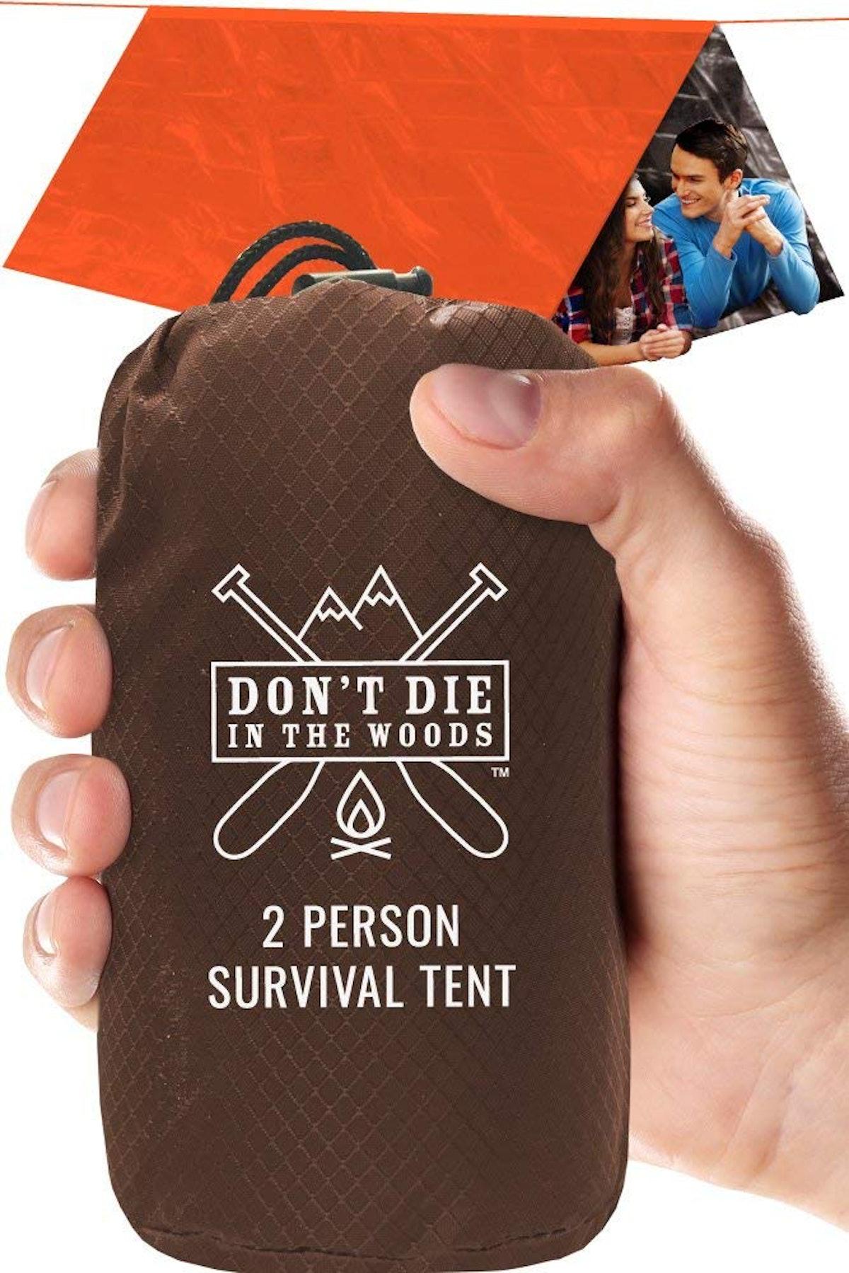 World's Toughest Ultralight Survival Tent