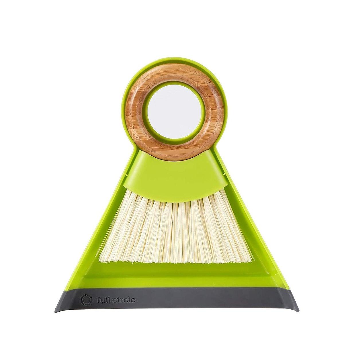 Full Circle Mini Brush And Dustpan