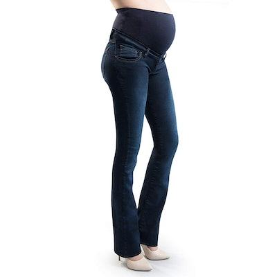 MamaJeans Torino Denim Boot Cut Maternity Jeans