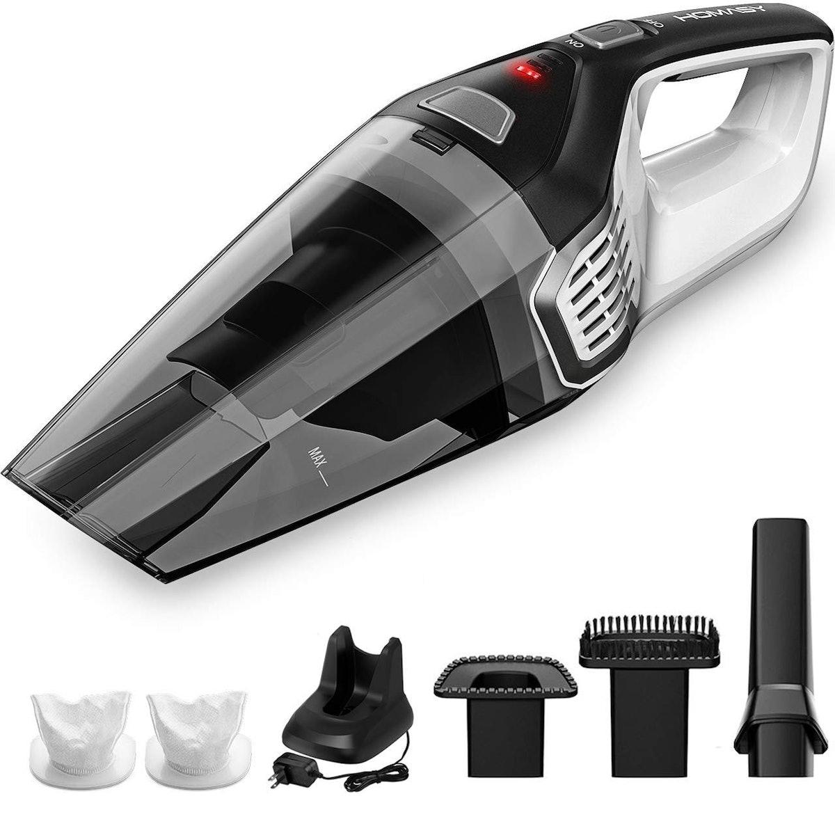 Homasy Handheld Vacuum Cleaner