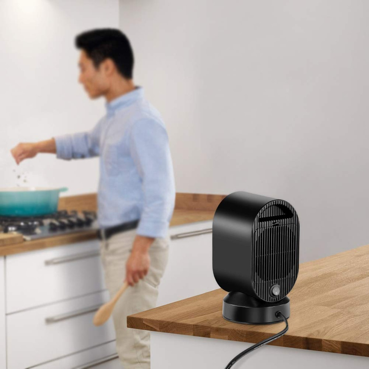 Fitfirst Ceramic Space Heater