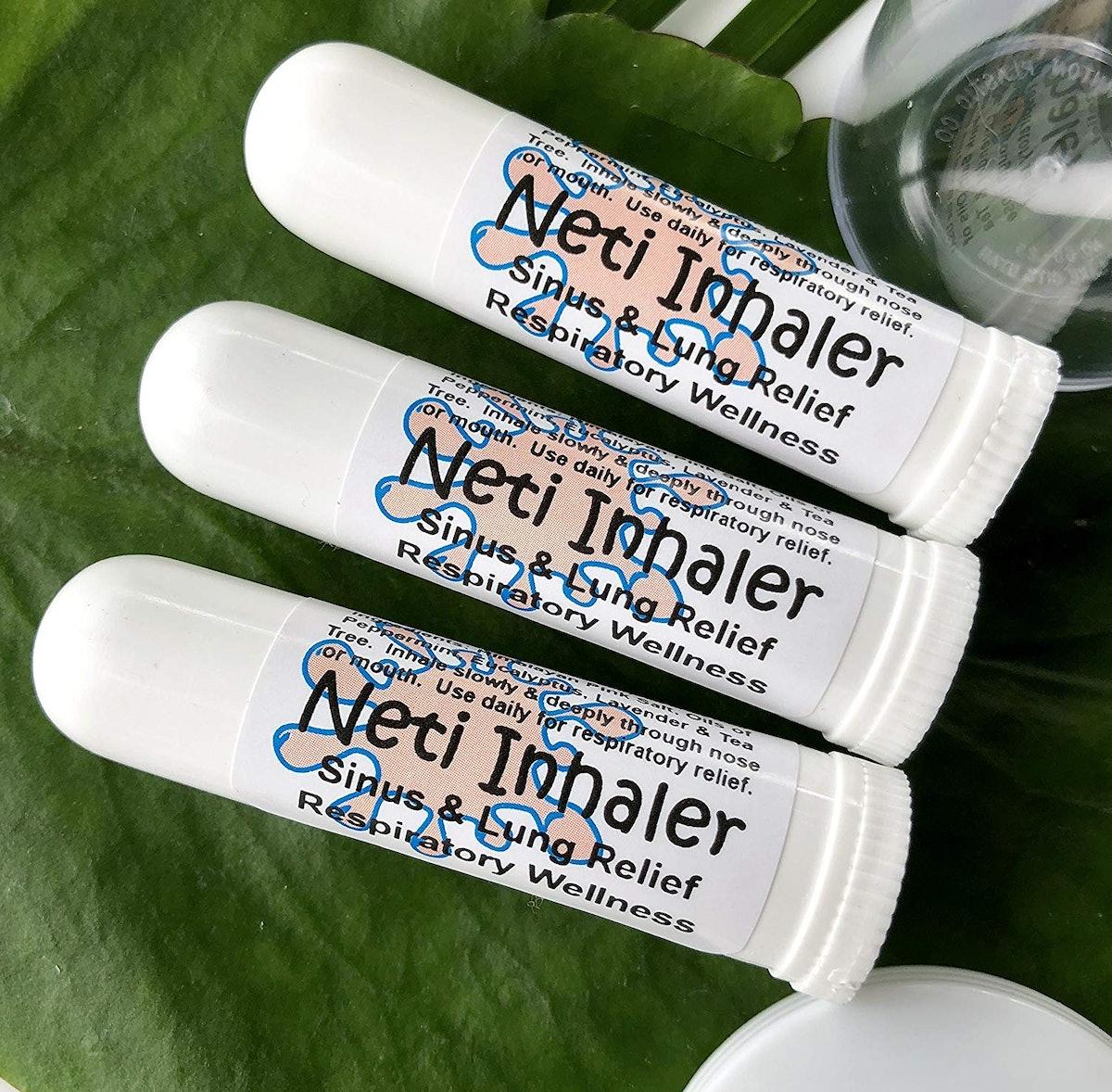 Urban ReLeaf Neti Inhaler (3 Pack)