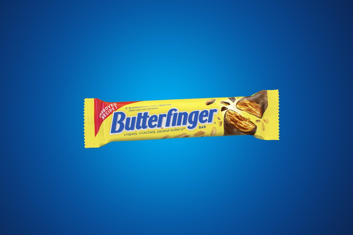 """The """"Better"""" Butterfinger Candy Bar Is Here With A New Recipe That You'll Love"""