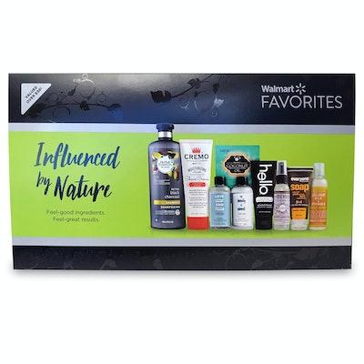 Influenced By Nature Walmart Beauty Box
