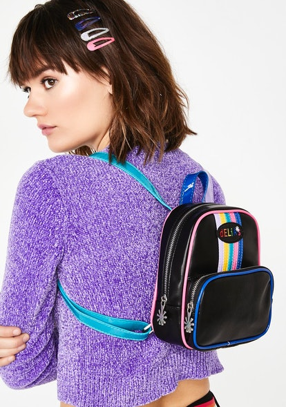 dELiA*s by Dolls Kill LOSING CONTROL MINI BACKPACK
