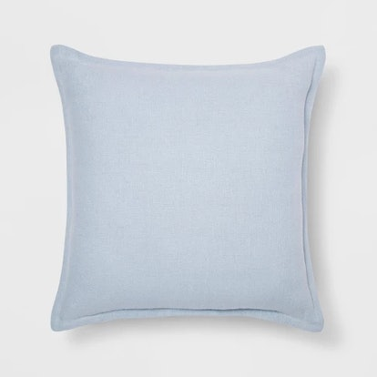 Threshold™ - Washed Cotton / Linen Throw Pillow
