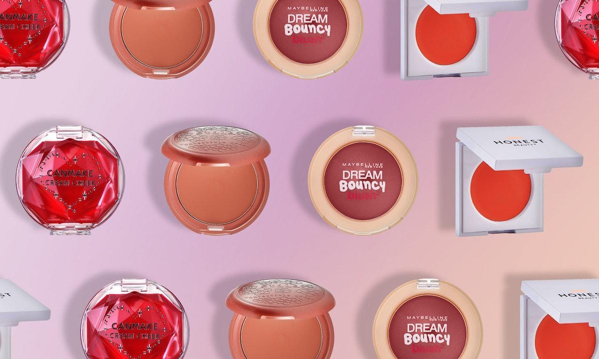 The 5 Best Cream Blushes