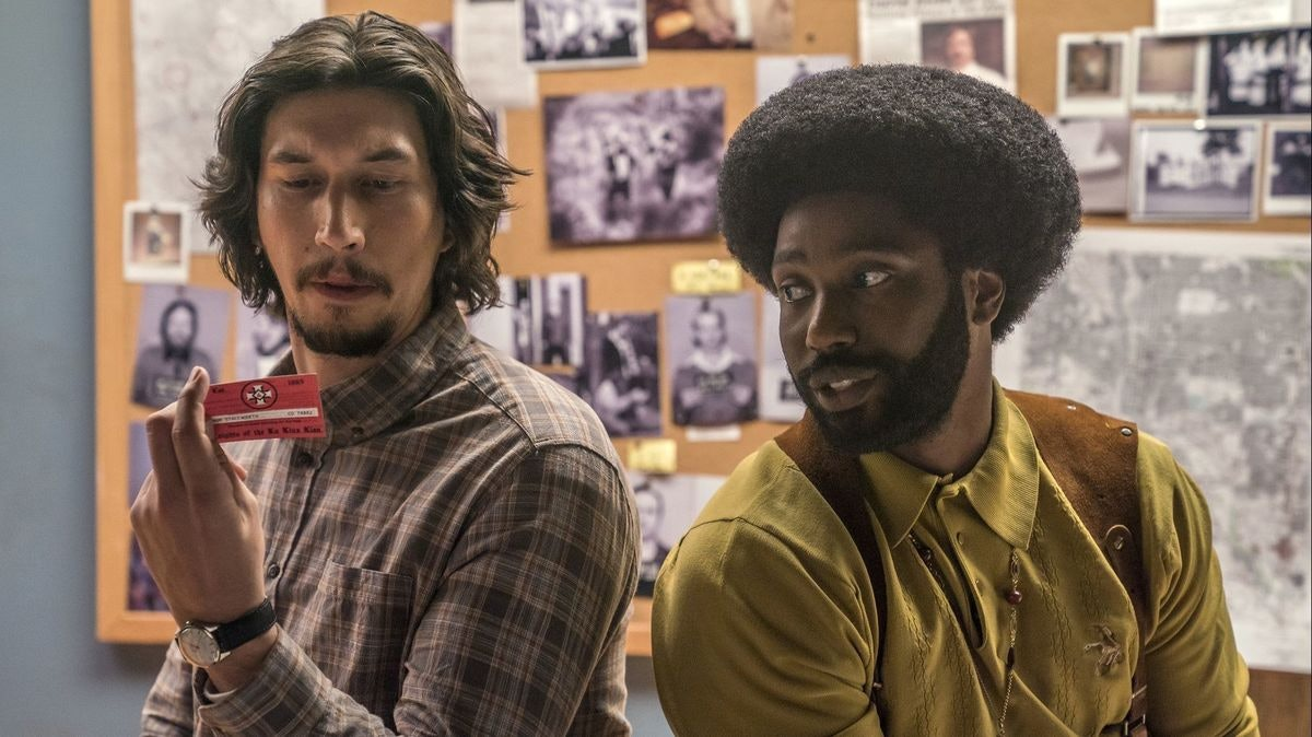 Is 'BlackKklansman' On Netflix? The Oscar-Nominated Film Could Be A Long Overdue First For Spike Lee